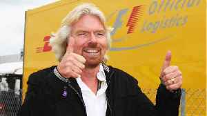 News video: Did Richard Branson Drunkenly Pee On A Fan?