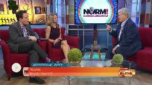 News video: Entertainment News And Gossip With Norm Clarke