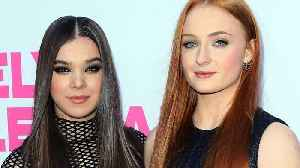 News video: Hailee Steinfeld played matchmaker with Joe Jonas and Sophie Turner, and we're wondering if she can help us out with love next