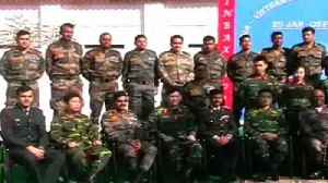 News video: India, Vietnam Hold First Military Exercise