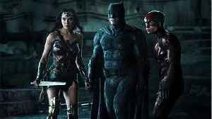 News video: Did Warner Bros. Know Justice League Would Fail?
