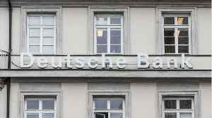 News video: Deutsche Bank Reports Loss For Third Straight Year