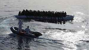 News video: 90 Migrants Believed to Have Drowned Off Coast of Libya