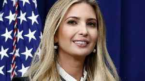 News video: Ivanka Trump's tweet about Black History Month is making the internet roll its eyes