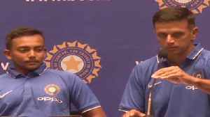 News video: BCCI Announces Prize Money For Victorious India U19 Team