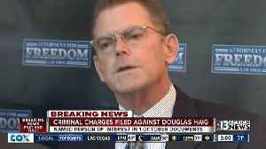 News video: Federal charges filed against Douglas Haig