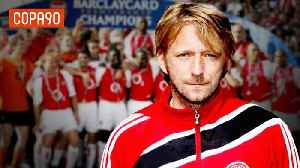 News video: Sven Mislintat - The Man To Help Arsenal Win The League