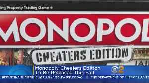 News video: Monopoly: Cheaters Edition Set For Release This Fall