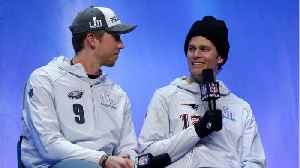 News video: Nick Foles Could Become The First Backup QB Since Tom Brady To Win Super Bowl