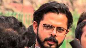 News video: BCCI, KCA & COA Have To Reply In 4 Weeks- Sreesanth's Counsel