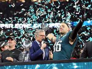 News video: Super Bowl LII: Eagles beat Patriots to win their first Super Bowl
