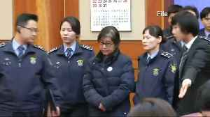 News video: Samsung's Jay Y. Lee walks free with jail term suspended
