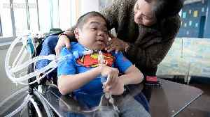 News video: Queens boy with rare genetic condition makes remarkable recovery due to new enzyme treatment