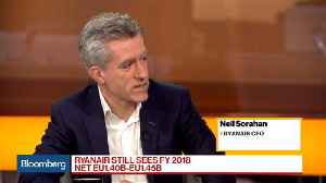 News video: Ryanair CFO Says 4Q Fares Will Be 'Slightly Up' Due to Easter