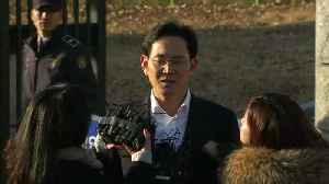 News video: Samsung's Jay Y Lee walks free with jail term suspended