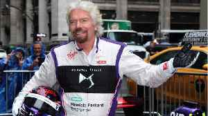 News video: What's A Day In The Life Of Richard Branson Like?