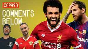 News video: Is Mo Salah the next Messi? | Comments Below