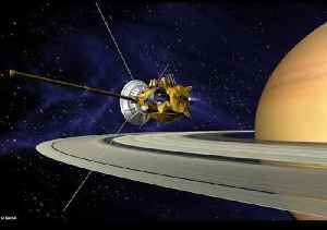 News video: NEW Cassini - Huygens Mission Saturn Images / Images of Saturn / Saturn Rings Moons etc