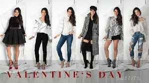News video: Valentine's Day Outfits and Styling