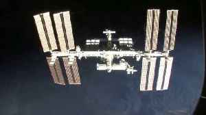 News video: Flying around the Space Station : International Space Station Space Shuttle STS 130: