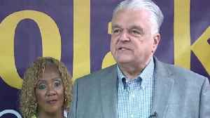 Steve Sisolak won't take a salary if elected governor [Video]
