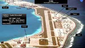 News video: Pictures show China militarisation of Spratly islands