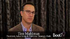 News video: GDPR Could Fuel Subscription Content: Oath's Mahlman
