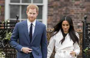 News video: Meghan Markle's half brother bans sons from royal wedding