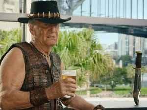News video: The 'Crocodile Dundee' Super Bowl Ad Is the Best Film That Never Was