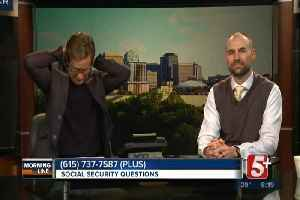 News video: MorningLine: Social Security Questions P.1