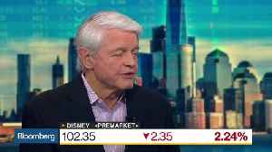 News video: Bibb Says Disney's Iger Is Going to Kill the Cable Industry