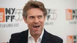 News video: Willem Dafoe To Be Honored At Berlin International Film Festival