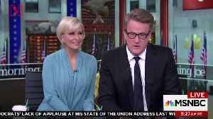 News video: Joe Scarborough To Trump: 'Your Own Lawyers Think You Are Too Stupid""