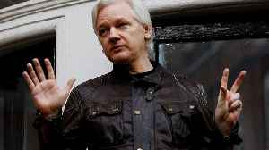 News video: Judge upholds Assange's UK arrest warrant
