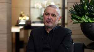 "News video: Elie Saab: ""I don't believe in instant success."""