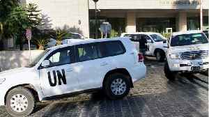 News video: UN Investigating Reports of Chlorine Attacks In Syria
