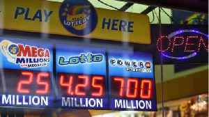 News video: $560M Powerball Winner Is Suing to Claim the Money On Her Terms