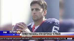 News video: Former Pascagoula star sentenced to prison