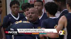 News video: Basketball coach has idea for confronting racism in schools