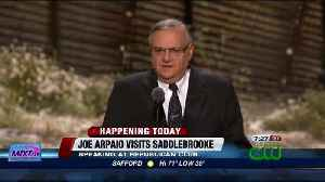 News video: Arpaio makes campaign stop in Saddlebrooke