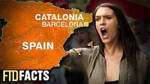News video: The Truth About Catalonia Independence Movement