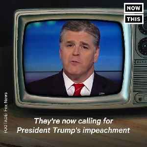 News video: Remember How Many Times Fox News Called For Obama's Impeachment?