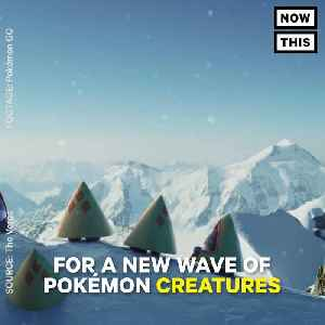 News video: New 'Pokémon Go' Promo Is Like 'Planet Earth'