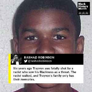 News video: Trayvon Martin Would Have Been 23 Years Old Today