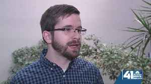 News video: KC man wants to see Lego idea become reality