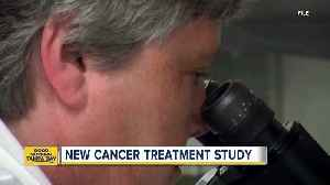News video: Cancer 'vaccine' successfully eliminates tumors in mice, clinical trials for humans underway
