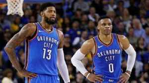 News video: Skip Bayless: 'Russell Westbrook is finally starting to get his revenge on Kevin Durant'