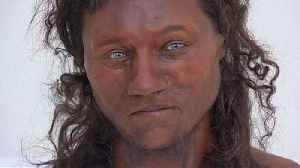 News video: Cheddar Man shows white skin could be a recent phenomenon
