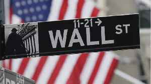 News video: Wall Street Fades In Up And Down Market