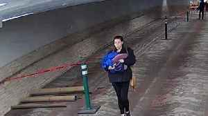 News video: Search for woman who abandoned baby at Tucson airport